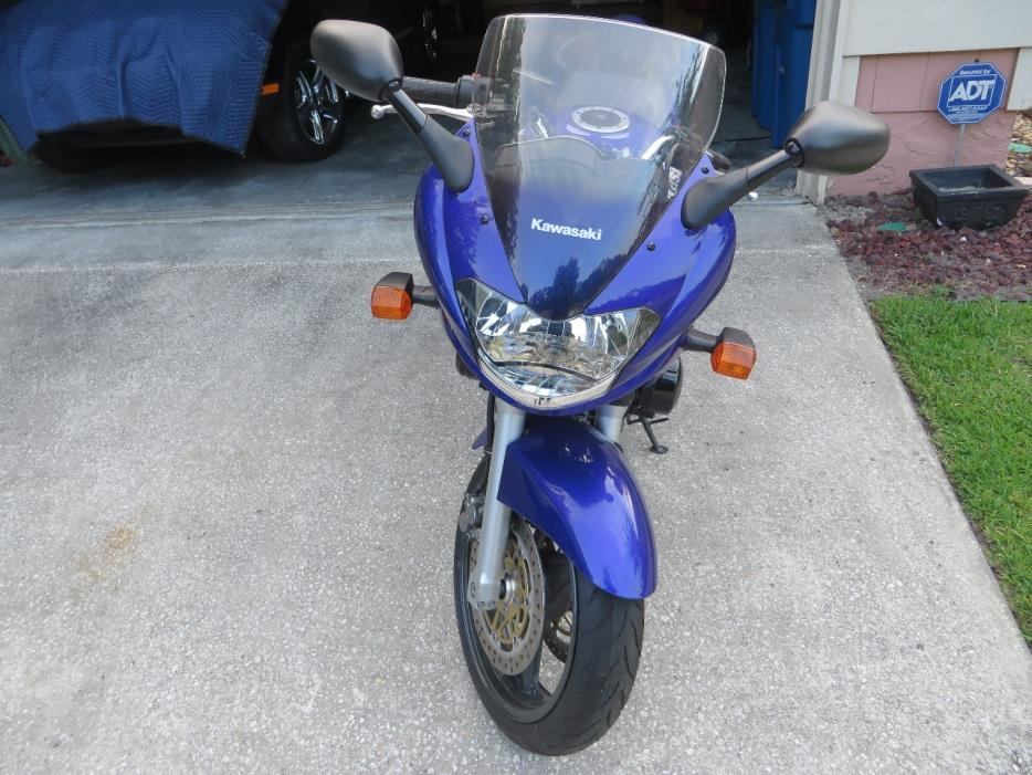 2002 Kawasaki ZR-7