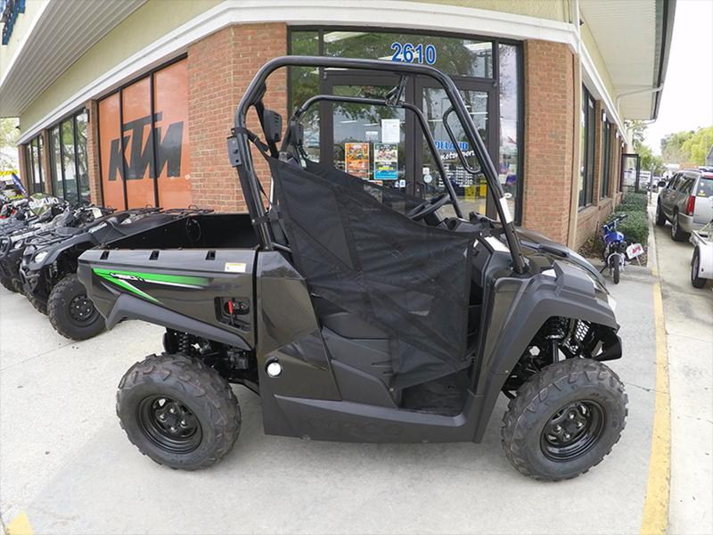 2017 Kymco UXV 450i