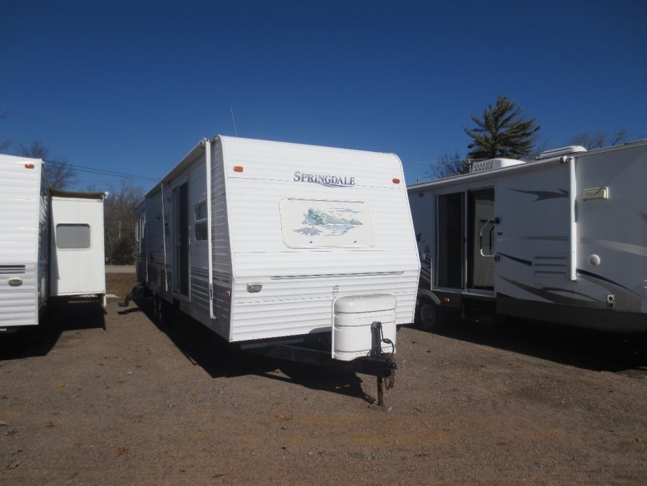 2003 Keystone Springdale RVs For Sale