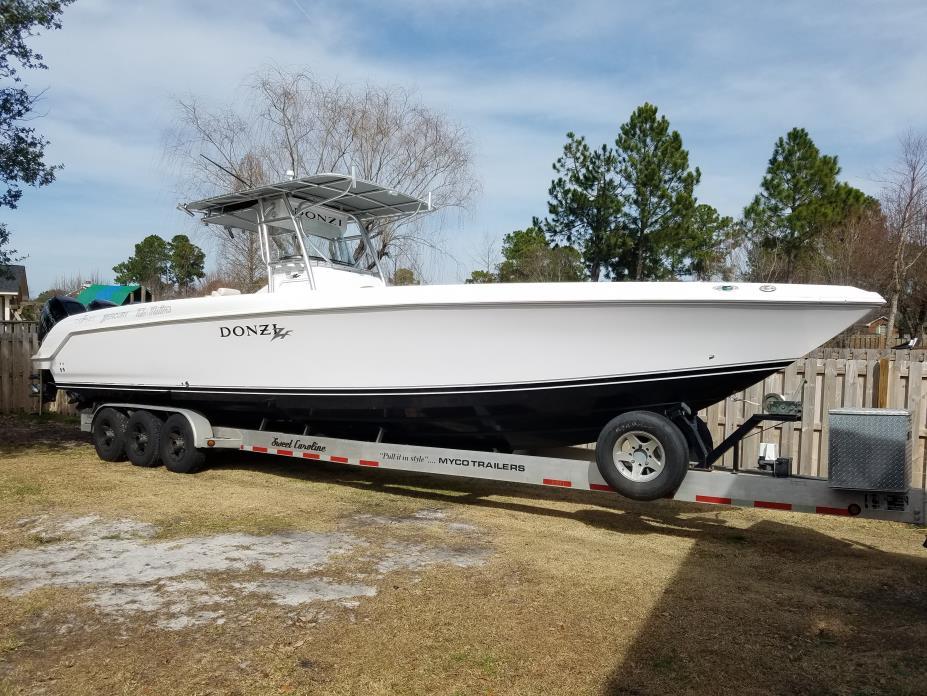 Donzi boats for sale in North Carolina