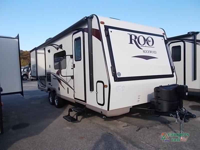 2018 Forest River Rv Rockwood Roo 24WS