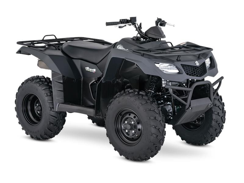 2017 Suzuki Motor Of America Inc. KingQuad 400ASi Special Edition