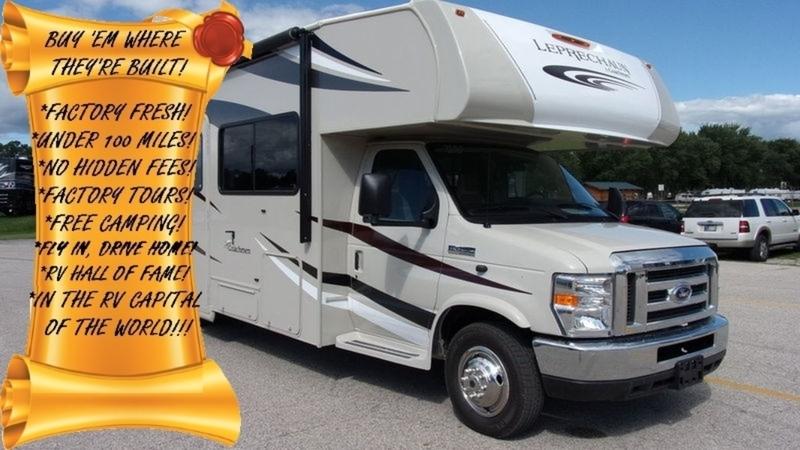 2017 Coachmen Leprechaun 260DS Ford
