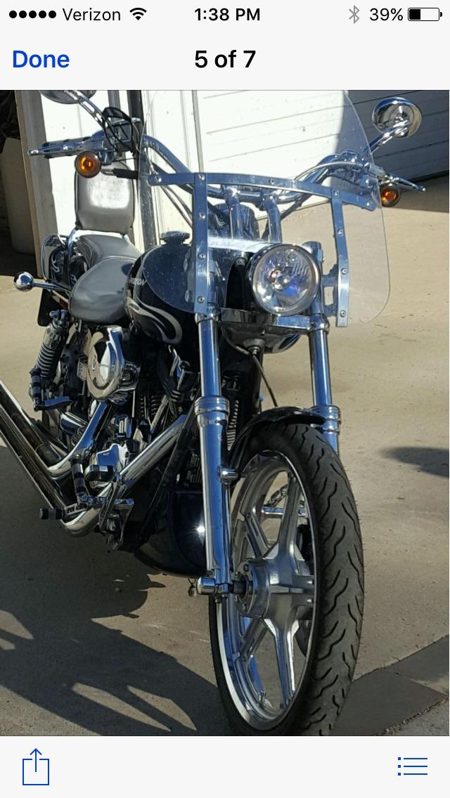 Harley Davidson Dealership Minnesota >> Harley Davidson Dyna Wide Glide motorcycles for sale in Minnesota