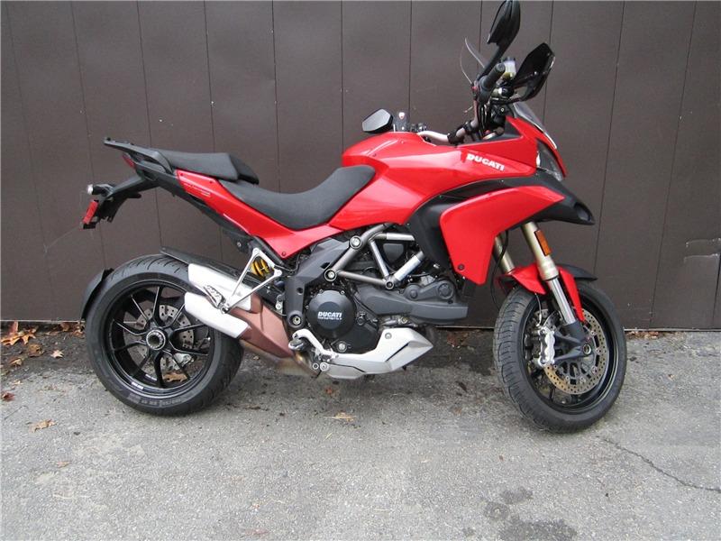 2011 Ducati MULTI STR 1200 ABS