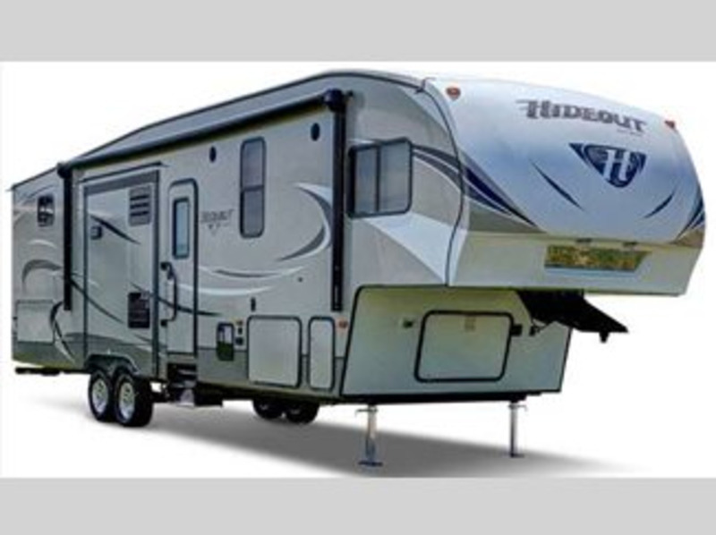 2017 Keystone Rv Hideout Fifth Wheels 281DBS