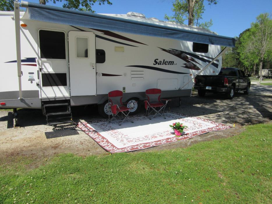 2008 Forest River SALEM 24RLBS