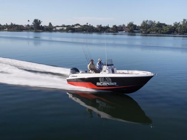 2018 Wellcraft 222 Scarab Offshore