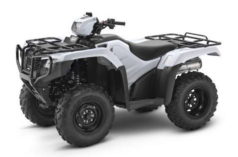 2017 Honda FOREMAN 4X4 ELECTRIC SHIFT AND POWE
