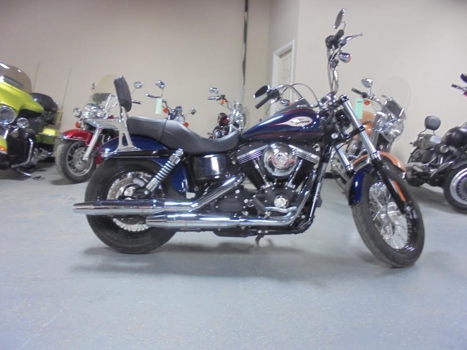 2013 Harley-Davidson FXDB Street Bob