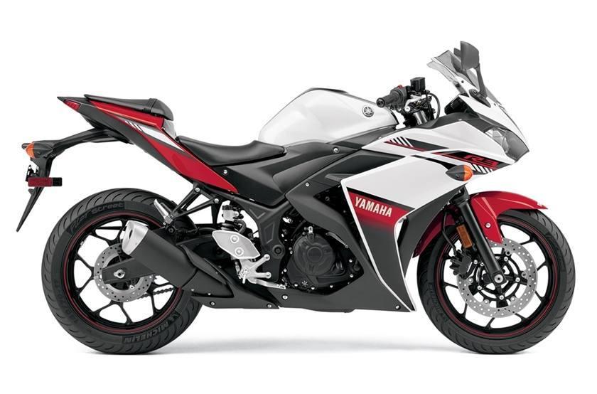 2016 Yamaha YZFR3GW