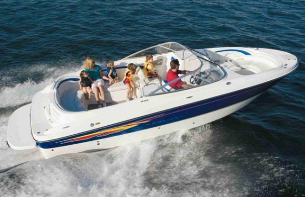 2008 Bayliner 245 Bowrider