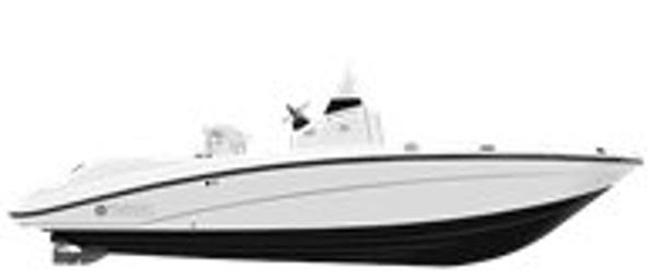 2017 Yamaha Sport Boat 190 FSH