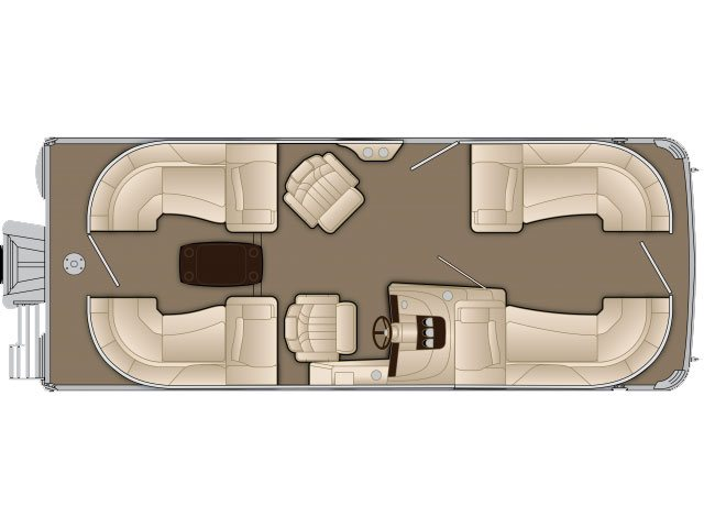 2013 Bennington 2250 RSR