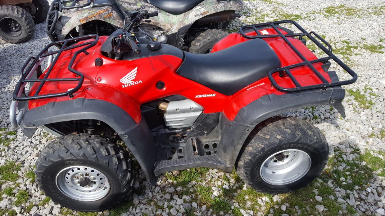 2005 Honda TRX500 2X4