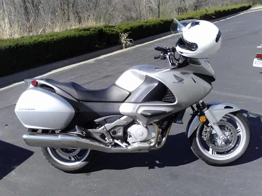 2010 Honda NT700 VARADERO NT700V