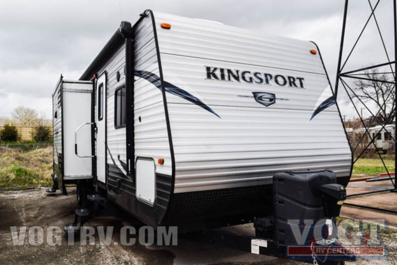 2016 Gulf Stream Kingsport Travel Trailer 288ISL