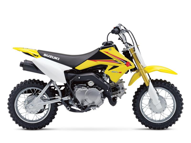 2015 Suzuki DR-Z70