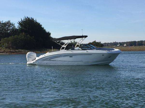 Sea Ray Sdx 270 Ob boats for sale