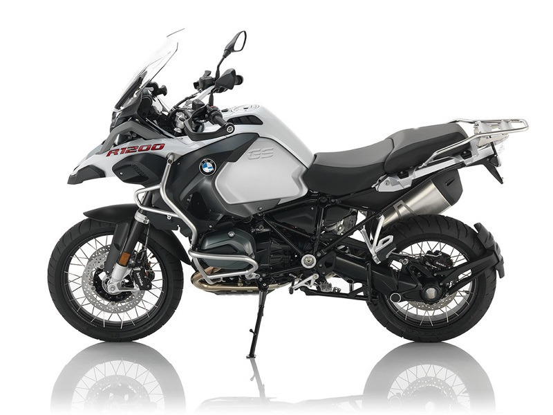 Bmw R 1200 Gs Adventure Light White Motorcycles For Sale