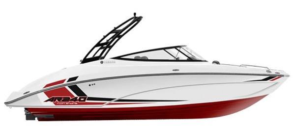 2017 Yamaha Sport Boat AR240HO