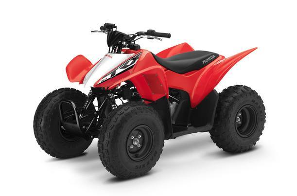 2017 Honda TRX90
