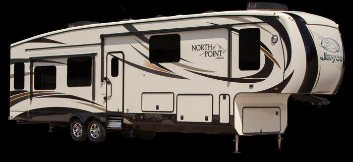 2017 Jayco North Point 383FLFS