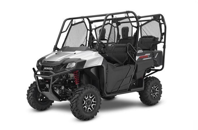 2017 Honda PIONEER 700-4 DELUXE