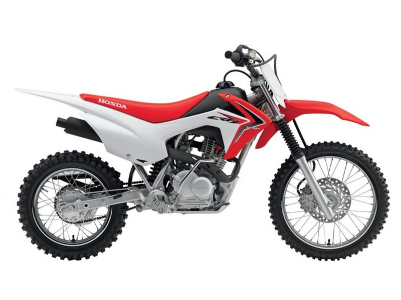 2017 Honda CRF125F (Big Wheel)