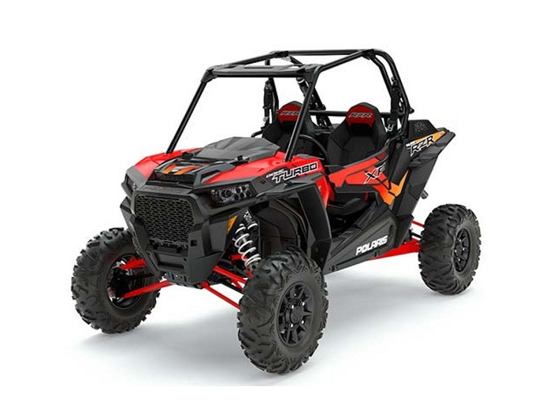 2017 Polaris RZR XP Turbo EPS Cruiser Black