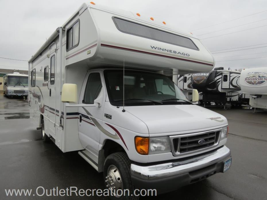 2005 Winnebago Minnie26A