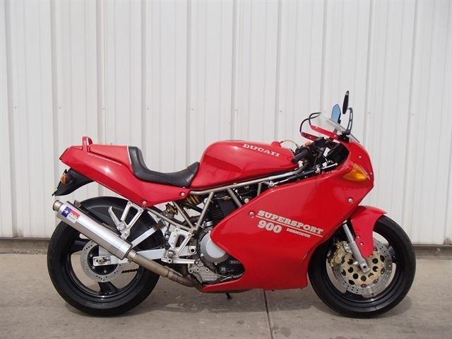1993 Ducati SOLO 900SS / SP SUPER SPORT