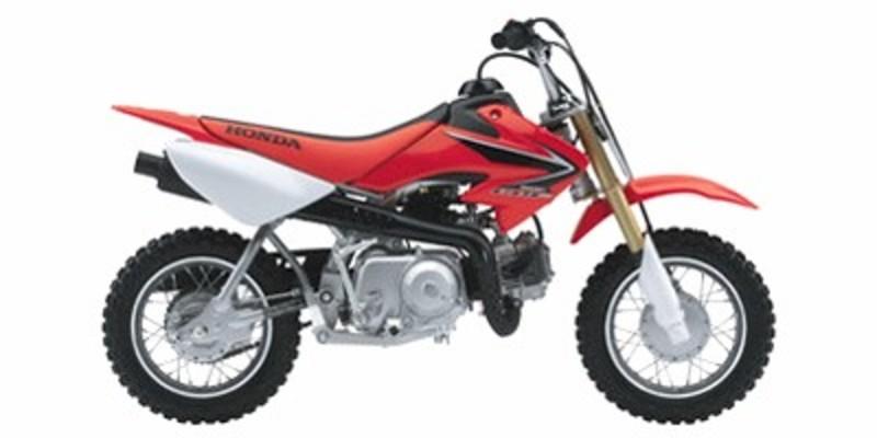 2009 Honda CRF 50F