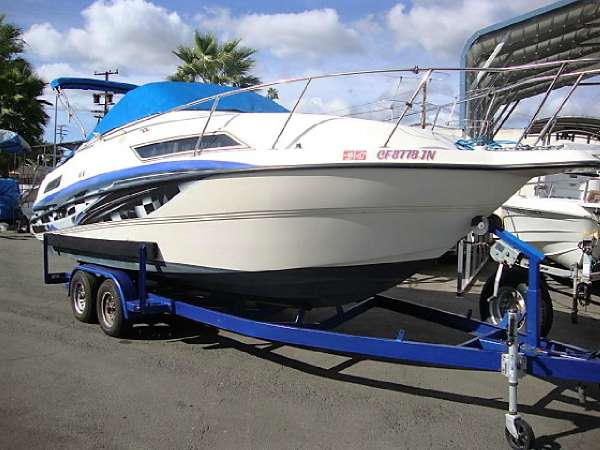 1994 Chaparral 240 Signature Cruisers, 0