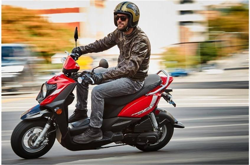 2017 Yamaha YW50FXHR