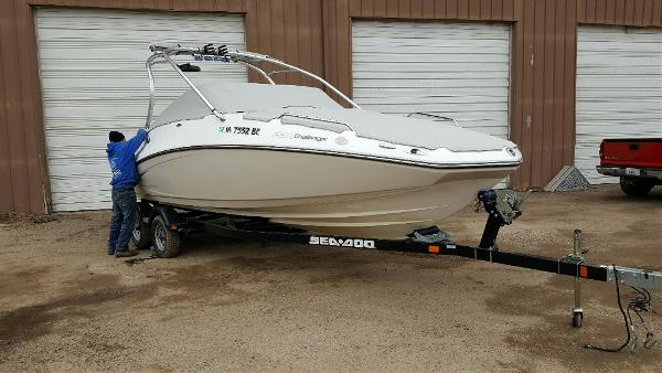 2010 Sea-Doo 230 Challenger SE (510 hp)