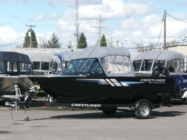 2017 Crestliner 1850 Commander