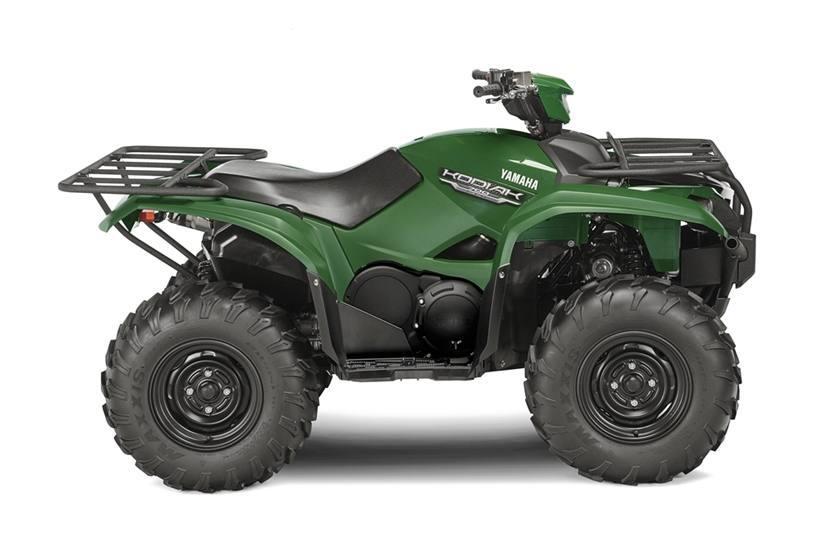 2016 Yamaha GRIZZLY