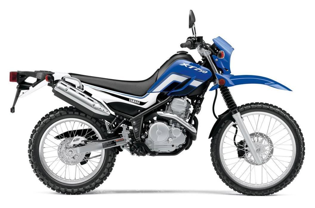 2015 Yamaha XT250F