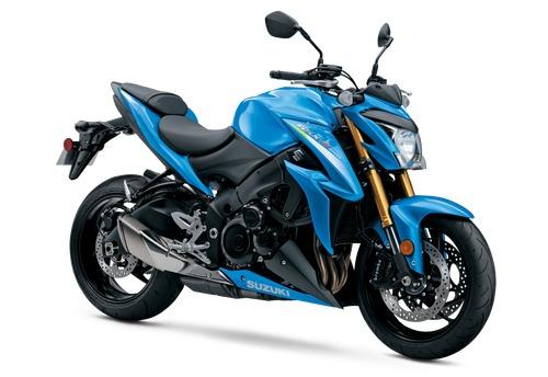 2016 Suzuki Gsx-S1000 Blue - No Fees - No Fees - No Fees