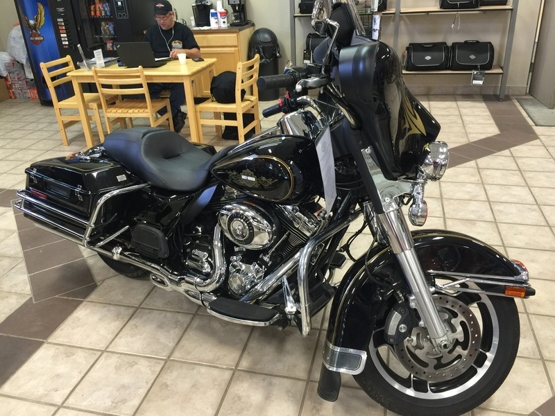 2012 Harley-Davidson FLHTP - Electra Glide Police