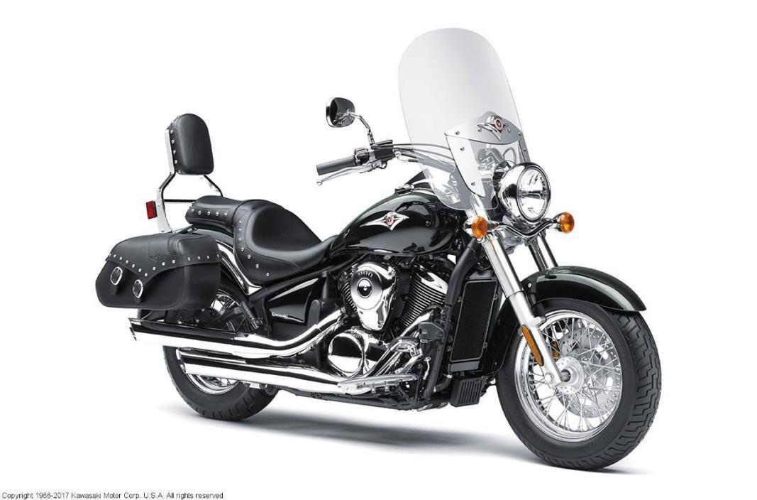 2017 Kawasaki VN900DHF