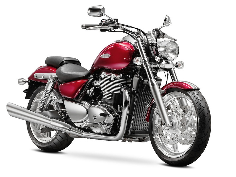 2014 Triumph Thunderbird ABS Two-tone