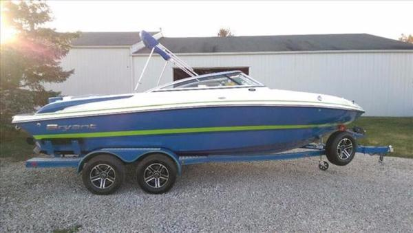 2015 Bryant Boats 210 Walkabout