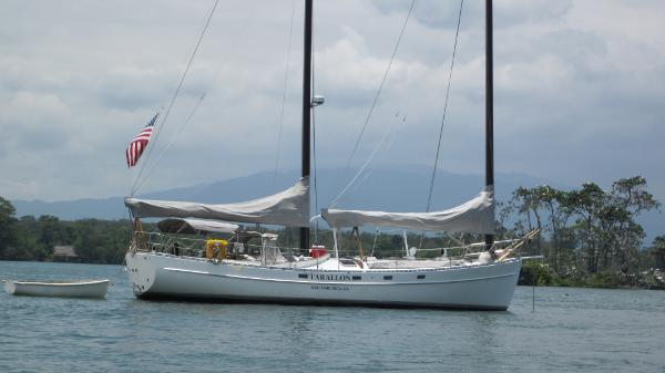 1983 Freedom Cat Ketch