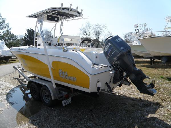 2007 Sea Chaser 2100 CC
