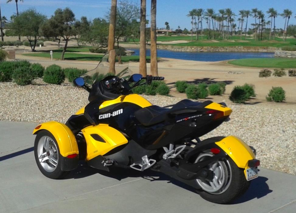 2009 Can-Am SPYDER GS SE5