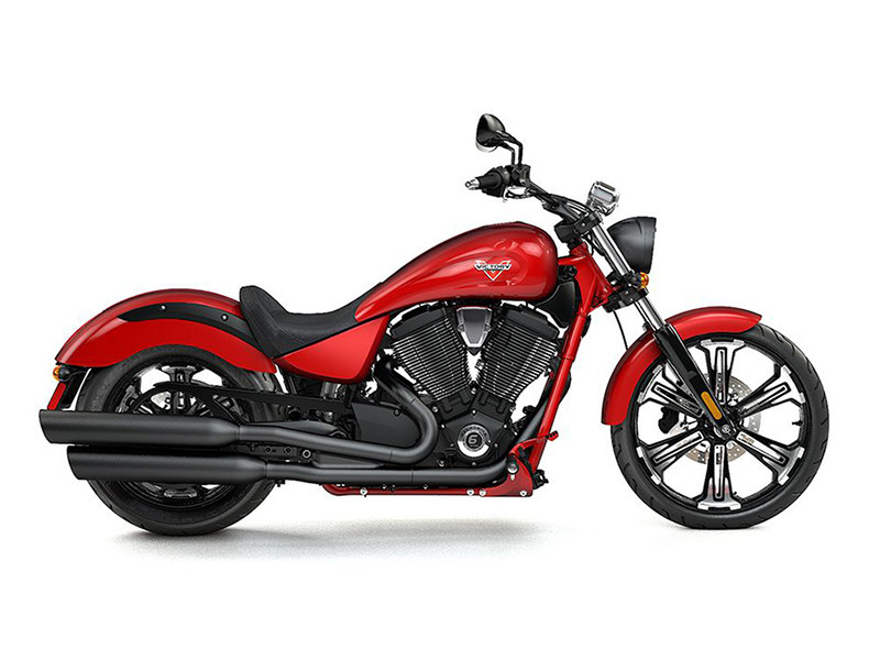 2016 Victory Motorcycles Vegas Sunset Red