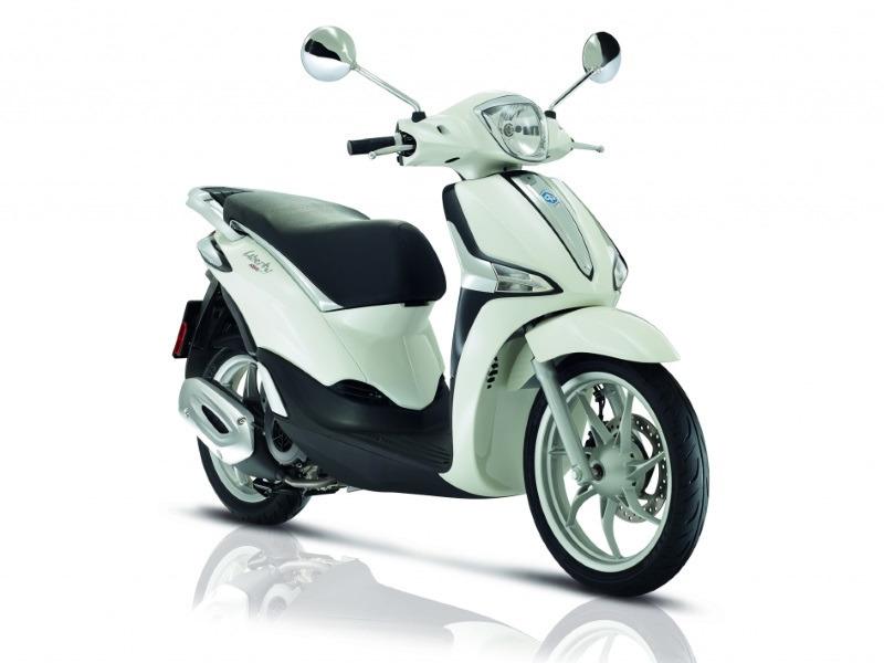 2017 Piaggio Liberty 150 i GET e i ABS