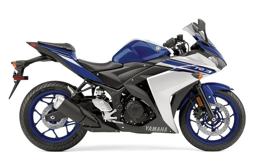 2016 Yamaha YZFR3GL